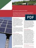 Duurzaamheid+Bedrijvenpark+De+President,+Haarlemmermeer