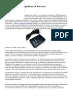 FCS Networker   Cargadores De Baterias