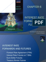750 840003 RM RJS v Interest Rate Forwards and Futures
