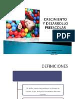 Crecimientoydesarrollopreescolar 110821172739 Phpapp02(1)