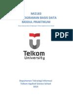 Modul Praktikum MI2183 Pemrograman Basisdata.pdf