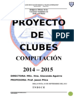Proyecto de Club