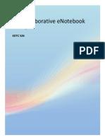 e Notebook