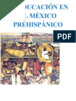 La Educación en El México Prehispánico