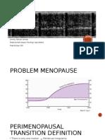 Menopause & Perimenopause