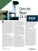 Concrete Repair Qa