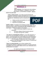 Filosoficos 1 ( Resumen de Cada Modulo)
