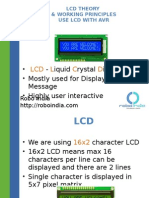 LCD Theory and Working Principles
