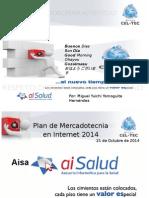 Proyecto Aisalud Plan de Mercadotecnia