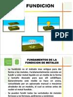 Fundamentos de Fundicion