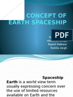 The Concept of Earth Spaceship