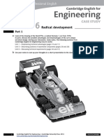English for Engineering Case Study 6