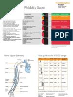 Visual Infusion Phlebitis Score