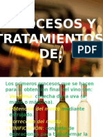 Tratamientos de Los Vinos - Kevin Araujo - 1º Gastronomía C