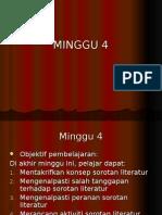 Slide 4  KOM 3431 Sorotan literatur.ppt