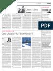 20150313 El Periódico - Les Ciutats Il·Luminen El Camí