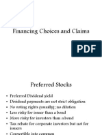 Session 9-Financing Choices and Claims-class