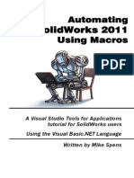 Automating Solidworks 2011 Using Macros 1-193