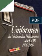 Uniformen der NVA 1956-1986