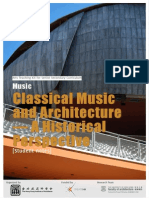 ART03_Classical Music and Architecture - A Historical Perspective_Student Notes