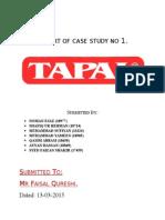 Tapal Report