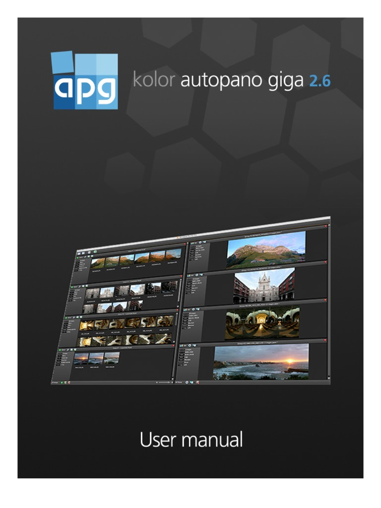 autopano giga 2 6 user manual raw image format file format rh scribd com Infinity PRV250 Manual Autopano Giga Review