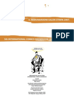 Catalog of 5th International Comics Festival Belgrade 2007