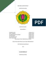 Resume Karbohidrat (Monosakarida) Kelompok 1