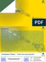 Aviva 2014 Results Presentation