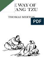 The Way of Chuang Tzu - Thomas Merton