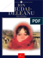 Budai-Deleanu Ion - Tiganiada (Tabel Cron)