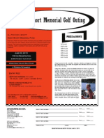 2015 Cindy Short Memorial Golf Outing Registration 2015 FINAL