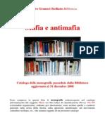 Mafia e Antimafia