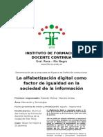 EDI Alfabetizacion Digital