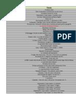 catalogo clienti