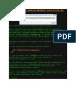 Cara Mengatasi Masalah Manager Yang Error Di Windows 8