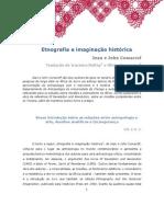 Comaroff; Comaroff - Etnografia e Imaginação Histórica