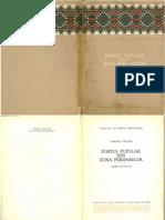 """""""Portul popular din zona persanilor, Ţara Oltului"""", de Cornel Irimie"""