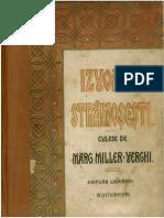 """""""Izvoade strămoşeşti"""", Margărita Miller-Verghy, 1927"""