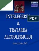 Intelegerea Si Tratarea Alcoolismului