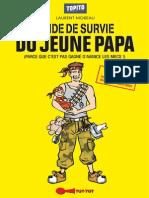 Guide de Survie Du Jeune Papa Extrait