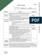SESIONES TOE - PRIMARIA.doc