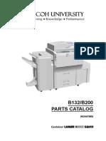 Manual mp 7500