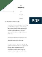 Part 5 Amadeus Script