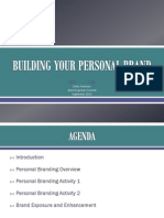 Building Your Personal Brand-secrets