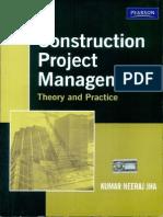 Construction Project Managamentby KumarNeeraj Jha
