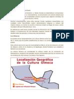 Los Olmecas y La Cultura Chavín