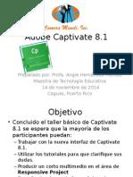 QUE ES ADOBE CAPTIVATE 8.ppsx