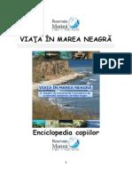Enciclopedie Copii Viata in Marea Neagra v Arii Protejate