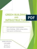 GREEN Building Infrastructure